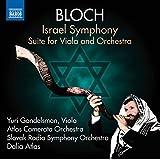Bloch: Israel Symphony [Dalia Atlas, Adriana Khutková, Katarina Kramolišová] [Naxos: 8.573283]