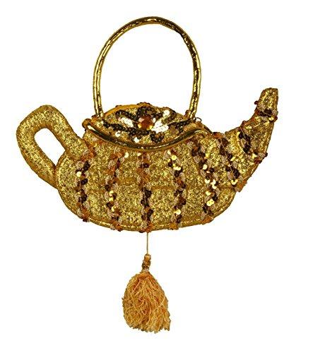 [Genie Lamp Costume Purse] (Arabian Woman Costumes)