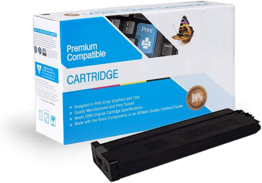 Black 4500N 3501N Works with: MX 3500N 4501N Print.After.Print Compatible Toner Replacement for Sharp MX-45NTBA