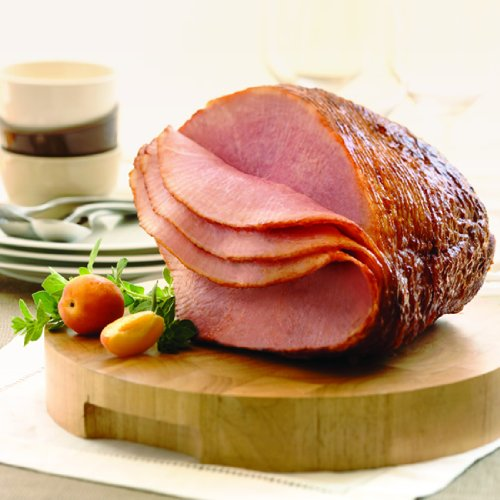 (Double Honey Glazed Half Spiral Sliced Ham (8-10 lbs.))