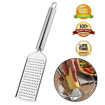 Amazon.com: 2018 profesional rallador de queso, rallador de ...