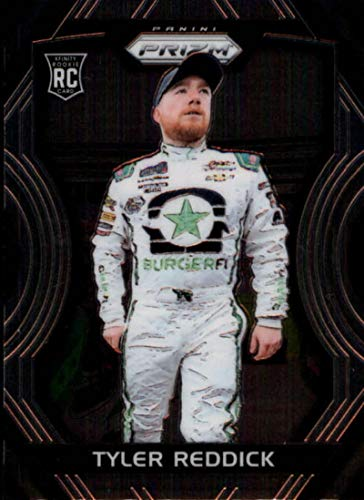 2018 Panini Prizm #32 Tyler Reddick BurgerFi/JR Motorsports/Chevrolet NASCAR Racing Trading Card