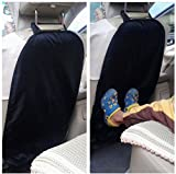 Ciaoed Car Seat Protector 2 Pack Waterproof Oxford Fabric Children Kick Mat Mud