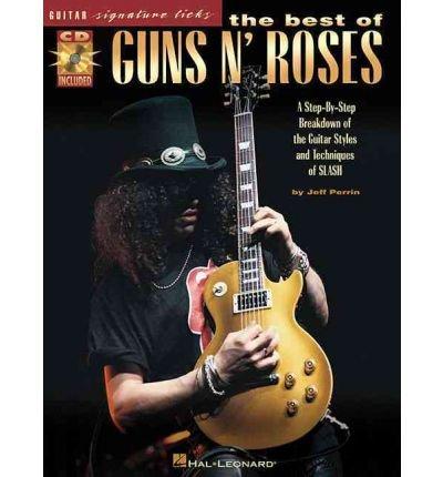 [(Signature Licks: Guns N' Roses)] [Author: Jeff Perrin] published on (April, 2001) PDF