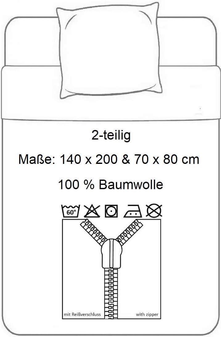 Linge de Lit Rainbowfun.de L Serviette de Toilette 70x140 cm et Coussin 40x40 cm Lol Serviette et Coussin Moelleux Literie Fonctionnelle 140x200 cm /& 70x80 cm O.L.Surprise