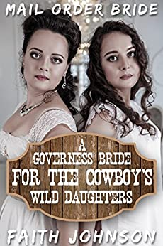 Mail Order Bride Governess Historical ebook product image
