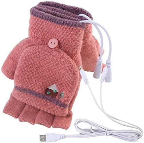 Details about  /Unisex Lint Hand Warmer Muffs Neck Hanging Warm Gloves Outdoor Garden Working