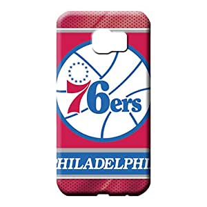 samsung galaxy s6 covers Premium New Snap-on case cover phone carrying case cover philadelphia 78ers nba basketball