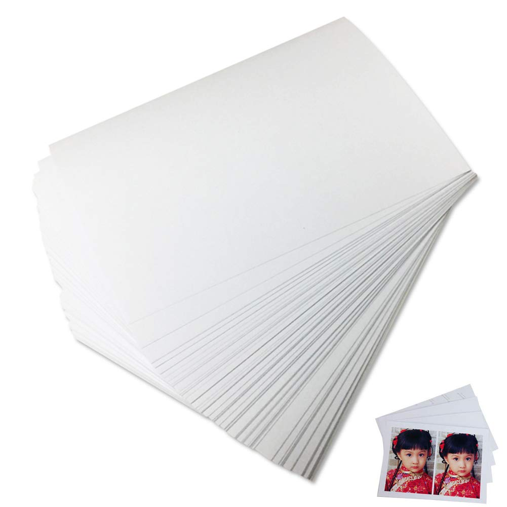 Photo Paper Set for Selphy CP Series Photo Printers 6 Inch 100pcs