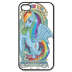 High Quality {YUXUAN-LARA CASE}Cartoon My Little Pony For Iphone 4 4SSTYLE-17
