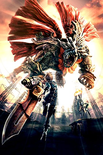 """Price comparison product image CGC Huge Poster GLOSSY FINISH - God Eater 2 PS4 VIta - EXT778 (16"""" x 24"""" (41cm x 61cm))"""