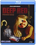 DEEP RED [Blu-ray] cover.