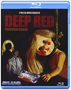 Cover Image for 'Deep Red'