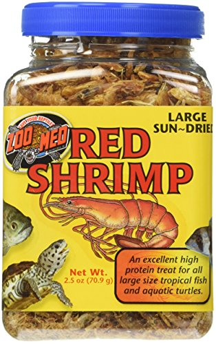 Large Sun-Dried Red Shrimp 2.5 OZ