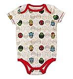 baby boy clothes marvel - Bentex Marvel Super Hero Baby Boys One Piece Snap Bodysuit (3-6 Months)