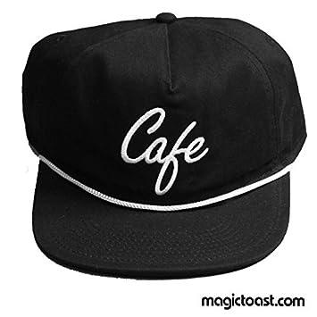 Gorra de Skate Lace Script Cafe negro/blanco: Amazon.es: Deportes ...