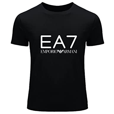 be4afd681f2f EA7 Emporio Armani For Boys Girls T-shirt Tee Outlet  Amazon.co.uk  Clothing