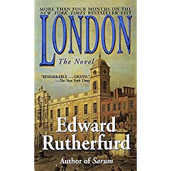 London The Novel by Edward Rutherford | amazon.com