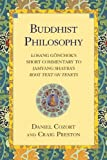 Buddhist Philosophy, Daniel Cozort and Blo-bzacn-dkon-Mchog, 1559391987