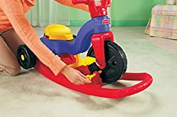 Fisher-Price Rock, Roll \'n Ride Trike [Amazon Exclusive]