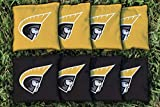 Victory Tailgate NCAA Regulation Cornhole Game Bag Set (8 Bags Included, Corn-Filled) - Anderson Trojans