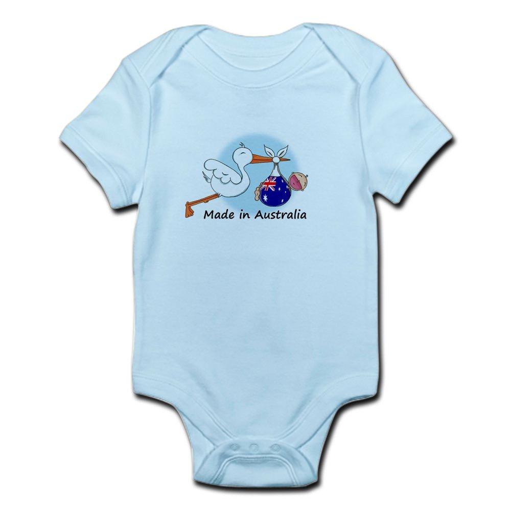 Stork Baby Australia CafePress Cute Infant Bodysuit Baby Romper
