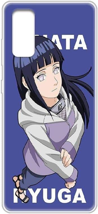 Amazon.com: Anime Naruto Hinata Silicone Case for Samsung Galaxy S10 S20 Ultra 5G S20 S10 S9 S8 Plus Note 9 10 Plus 20 Ultra Soft Case Shell (6, for Galaxy Note 20 Ultra)
