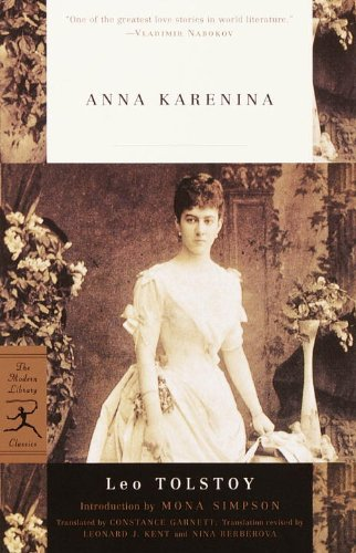 Anna Karenina (Modern Library Classics)