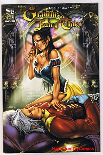 GRIMM FAIRY TALES 51, NM, Glass Coffin, Zenescope, 2005, more GFT's in our store -