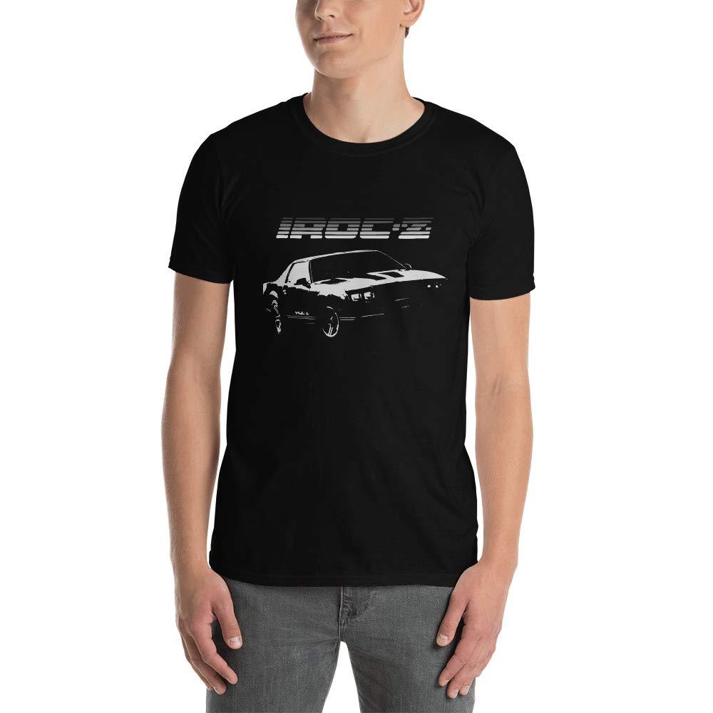 JG Infinite 1980's Chevy IROC-Z Camaro Short-Sleeve Unisex T-Shirt