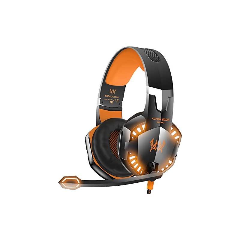 VersionTECH. G2000 Stereo Gaming Headset