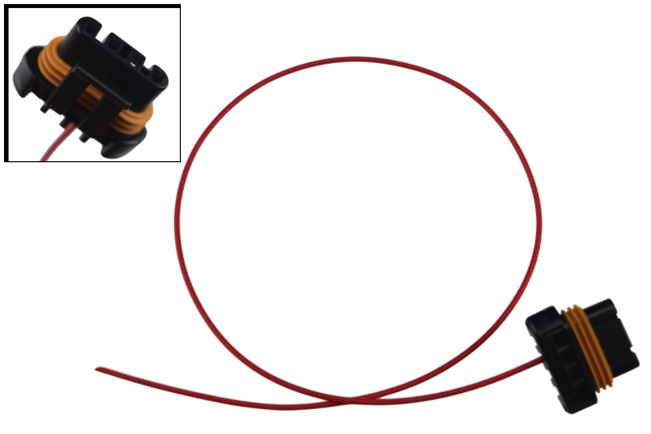 Ls Alternator One Wire Pigtail Connector Plug In 4 Swap Wiring Diagram For Making A Conversion 551232 Automotive