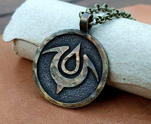 Fire Emblem Awakening Mark of Exalt Naga Pendant ()