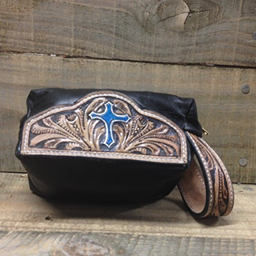 Western Toiletry bag. by J_Lazy F_Leather