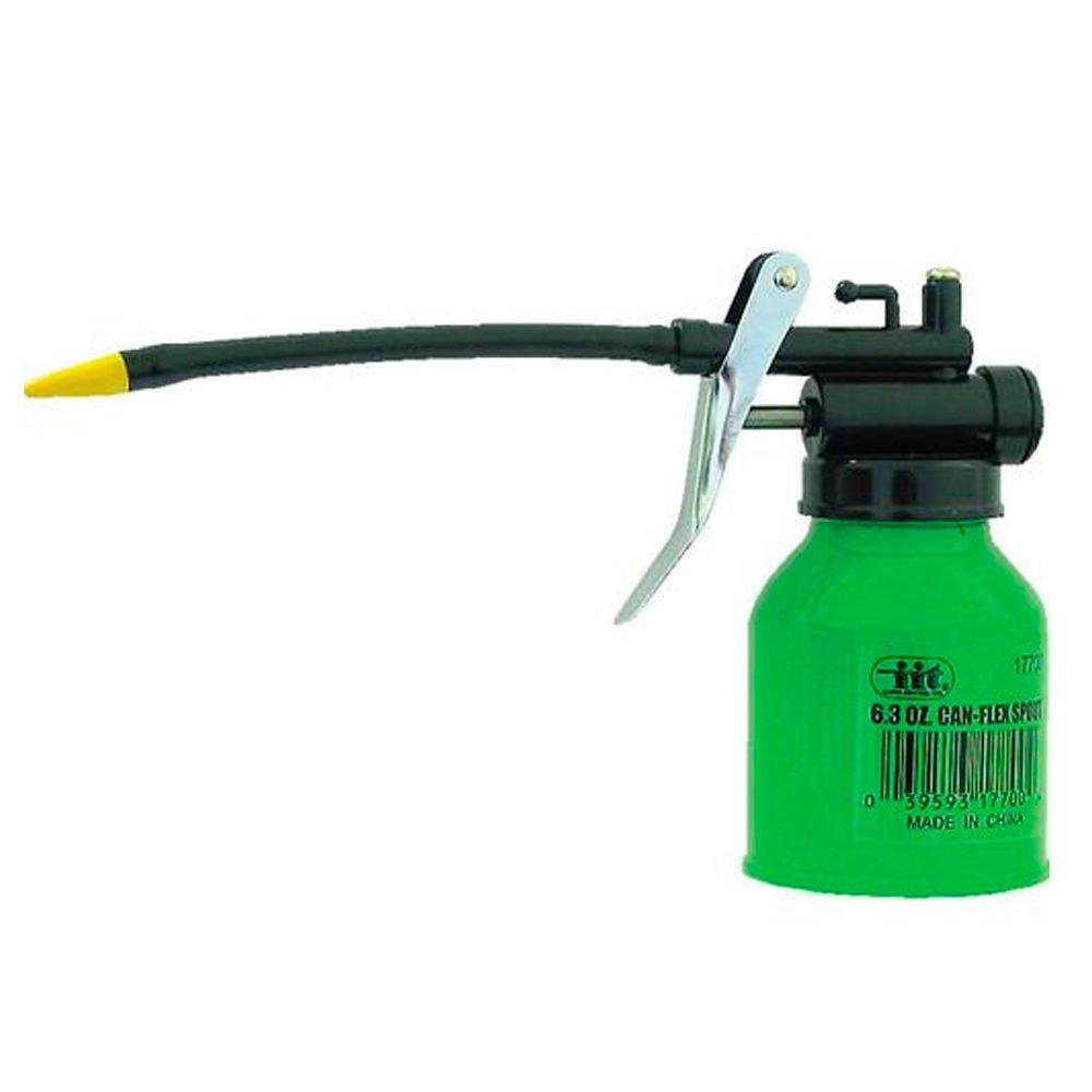 Amazon com : REFILLABLE 6 3oz PUMP OIL OILER SQUIRT CAN