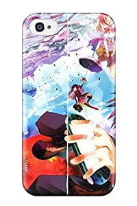 Premium [bhVYWFt16088lJhlt]no Game No Life Case For Iphone 4/4s- Eco-friendly Packaging