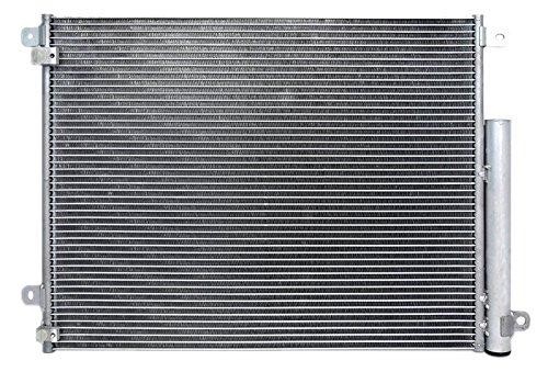 Sunbelt A/C AC Condenser For Honda Civic 30007 Drop in Fitment ()