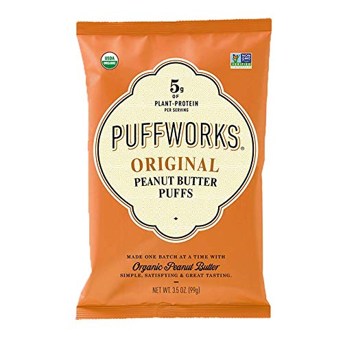 Puffworks Organic Peanut Butter