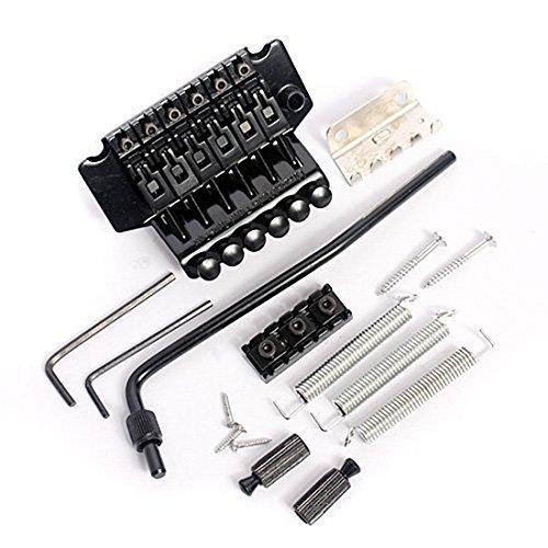 TStoy Floyd Rose Licensed Guitar Tremolo Bridge Parts System Black
