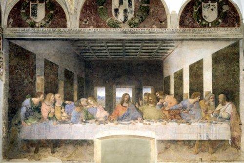 Leonardo DaVinci's Last Supper