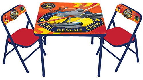 Disney Planes Fire and Rescue Activity Table Set