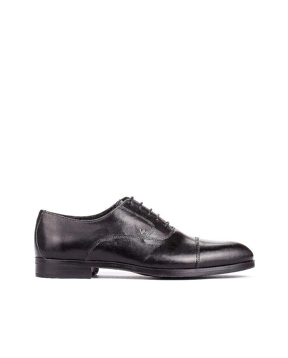 TALLA 40 EU. MARTINELLI Kingsley 1326-1857pym, Zapatos de Cordones Derby para Hombre