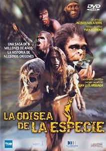 La odisea de la especie [DVD]