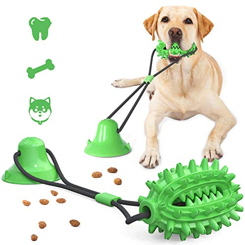 🥇 Juguete Molar Multifuncional para Mascotas