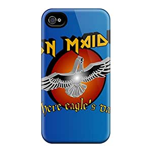 Fashion HEy2960LFuC Cases Covers For Iphone 6plus(iron Maiden)