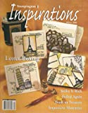 Inspirations Magazine (Winter 2004) - Letter Boxking, Srike It Rich, Foiled Again, Trash to Treasure, Impressive Memories