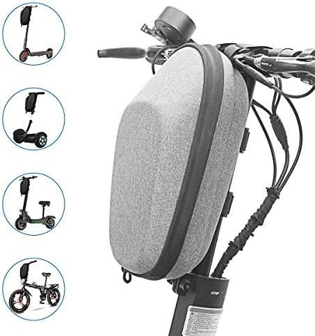Zeroall Sac Trottinette Électrique Étanche Sac pour Trottinette Électrique Sac de Scooter Électrique 3L Grande Capacité Sacoche de Rangement pour Xiaomi M365 Ninebot Segway