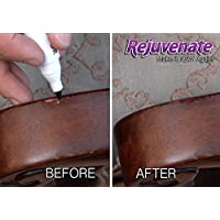 Katzco Touch-Up Furniture Marker Set - before and after