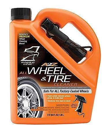 Eagle One E301345602 A2Z All Wheel and Tire Foam Cleaner, 16 fl. oz. E301345600