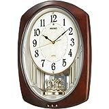 SEIKO CLOCK ( Seiko clock ) wall clock wave Symphony radio clock twin -Pas AM239H